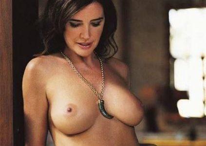 Fotos de Luma de Oliveira pelada nua na revista playboy